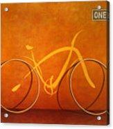One Way 2 Acrylic Print