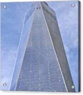 One World Trade Center New York City Acrylic Print