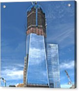 One World Trade Acrylic Print