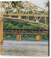 O'neil Bridge4 Acrylic Print