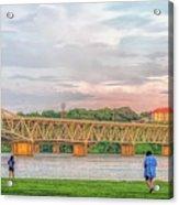 O'neil Bridge5 Acrylic Print