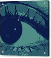 Ones Own Eye Acrylic Print