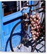 Onion Johnnies Acrylic Print