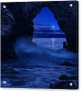 Only Dreams Acrylic Print