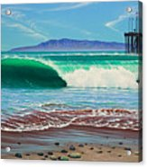 Only In Ventura Acrylic Print