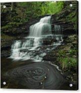 Onondaga Falls 2 Acrylic Print