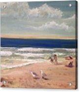 Onslow Beach Acrylic Print