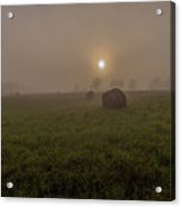 Ontario Highlands Dawn Acrylic Print