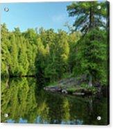 Ontario Nature Scenery Acrylic Print