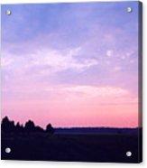 Ontario Sunset 3 Acrylic Print