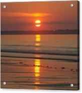 Oob Sunrise 3 Acrylic Print