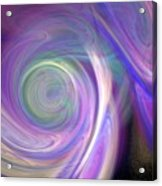 Opalescence Acrylic Print