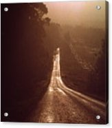 Open Road Acrylic Print
