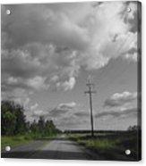 Open Road Acrylic Print
