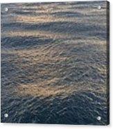 Open Water Acrylic Print