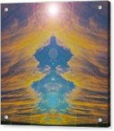Opening Heavens Acrylic Print