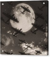 Operation Moonlight Acrylic Print