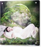 Ophelia's Peace Acrylic Print