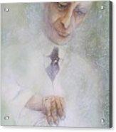 Oppenheimer Makes A Manhattan  Acrylic Print