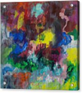 Opt.68.15 Dreaming With Music Acrylic Print