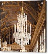 Opulence - Versailles, France Acrylic Print