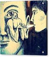 Oral Teachings Acrylic Print