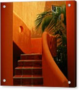 Orange Crush 2 Acrylic Print