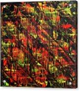 Organic Acrylic Print