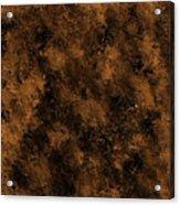 Orange Textures 001 Acrylic Print