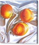 Oranges 2 Acrylic Print