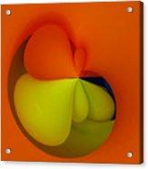 Orb 6 Acrylic Print