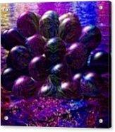 Orbs In The Water Acrylic Print