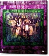 Order Here Acrylic Print