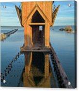 Ore Dock Too Acrylic Print