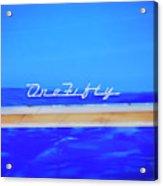Ore Fifty Acrylic Print