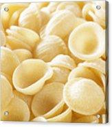 Orecchiette Pasta Acrylic Print