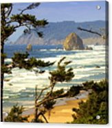 Oregon Coast 15 Acrylic Print