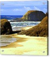 Oregon Coast 18 Acrylic Print