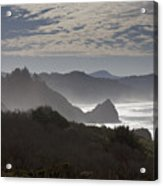 Oregon Coast #4 Acrylic Print