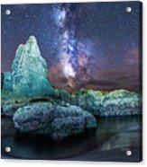 Oregon Coast Magic Acrylic Print