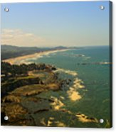 Oregon Coast Oo61 Acrylic Print