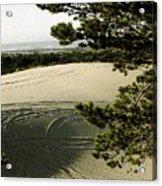 Oregon Dunes 3 Acrylic Print by Eike Kistenmacher