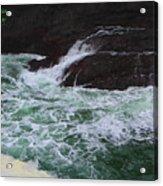 Oregon Ocean Pool Acrylic Print