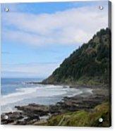 Oregon Ocean View - 6 Acrylic Print