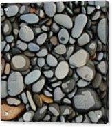 Oregon Rocks Acrylic Print