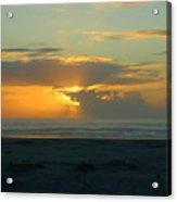 Oregon Sunset Acrylic Print