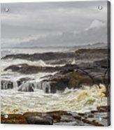Oregon's Rugged Coast Acrylic Print
