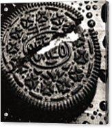 Oreo Cookie Acrylic Print