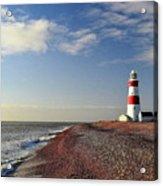 Orford Ness Lighthouse Acrylic Print