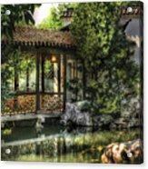 Orient - Bridge - The Bridge Acrylic Print